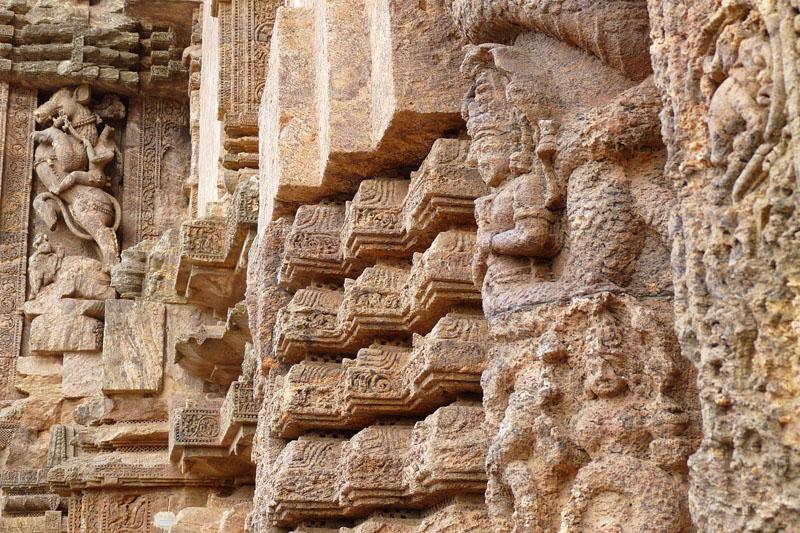 Konark india traveler getaway